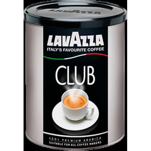 Кофе молотый Lavazza Club, 250 г.