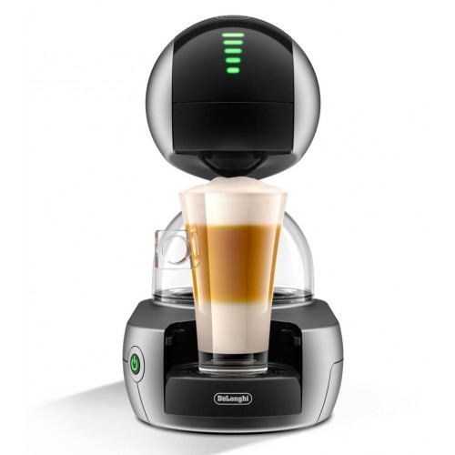 """Капсульная кофемашина """"DeLonghi EDG 636.S"""", серебристая"""