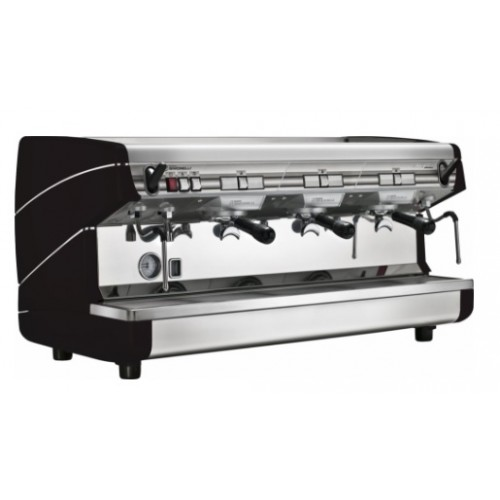 "Кофемашина Nuova Simonelli ""Appia II 3 Gr S Black + Economizer + high groups"""