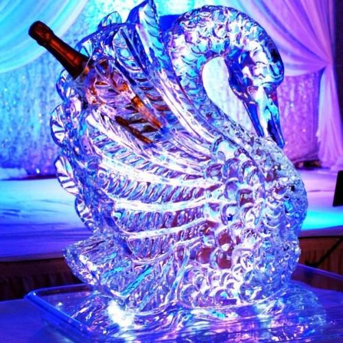 Ледяные горки для бутылок