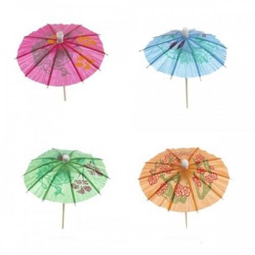 Зонтик на деревянной ножке Pap Star, 300 шт.