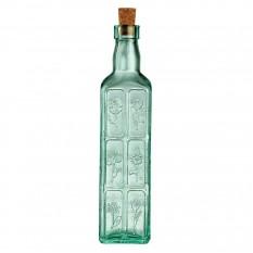 "Бутылка Bormioli Rocco ""Country Home Fiori"", 550 ml."