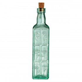 "Бутылка Bormioli Rocco ""Country Home Fiori"", 550 ml."