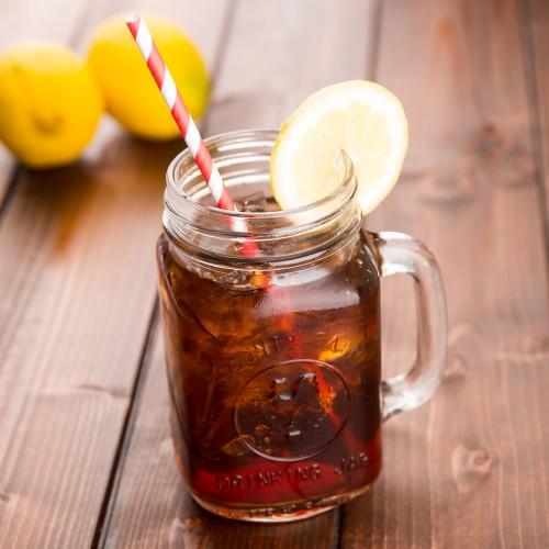"""Банка-кружка """"Jar"""", 490 ml."""
