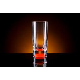 """Хайбол GlasShine """"Long Drink"""", 350 ml, оранжевый"""
