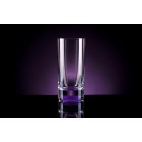 """Хайбол GlasShine """"Long Drink"""", 350 ml, фиолетовый"""