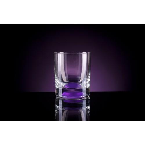 """Олд Фэшнд GlasShine """"WHISKY"""", 250 ml, фиолетовый"""