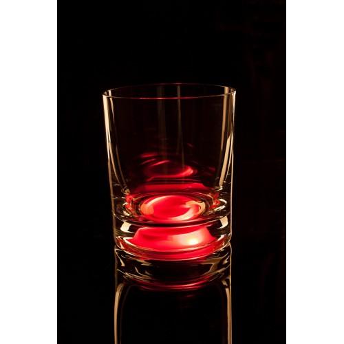 "Олд Фэшнд GlasShine ""WHISKY"", 250 ml, розовый"