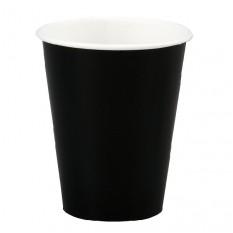 """Стакан бумажный """"WTL Black"""" 250 мл, 500 шт"""