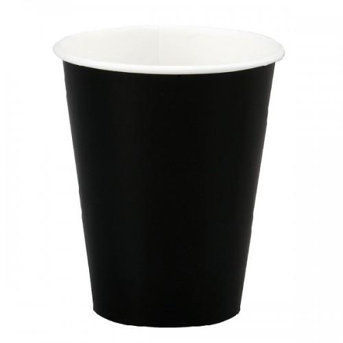 """Стакан бумажный """"WTL Black"""" 250 мл, 1000 шт"""