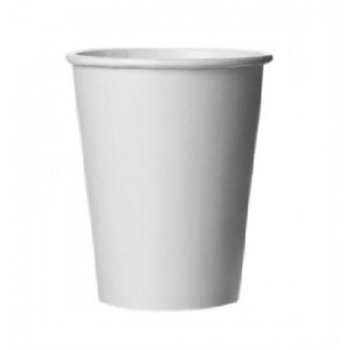 """Стакан бумажный """"WTL White"""" 250 мл, 500 шт"""