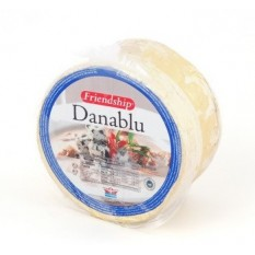 Сыр мягкий с голубой плесенью Данаблю Friendship, 3 кг