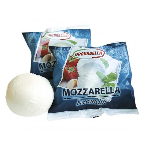 Сыр мягкий Моцарелла Боккончини Шары в заливке Granabella, 125 г