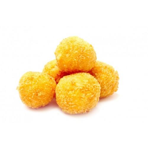 Сырные шарики в панировке, 1 кг