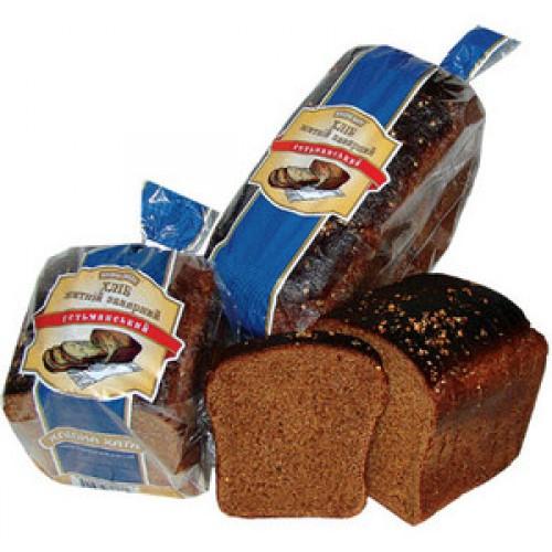 Хлеб Ржаной заварной Гетманский замороженный, 820 г