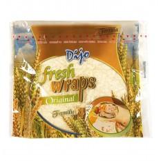 Лепешки Тортильи мексиканские пшеничные DiJo 10,5 дюймов, 858 г