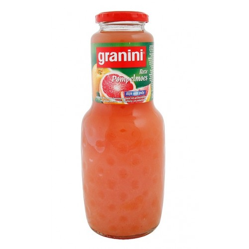 Нектар Granini Розовый Грейпфрут, 1 л