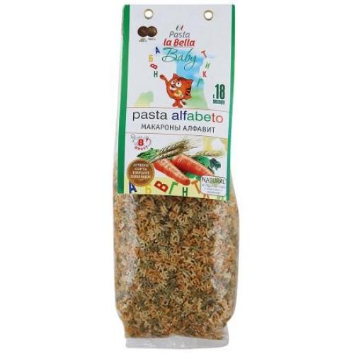 Макаронные изделия Pasta la Bella Алфавит, 400 г