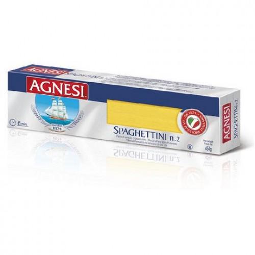 Макаронные изделия Agnesi Spaghettini №2, 500 г