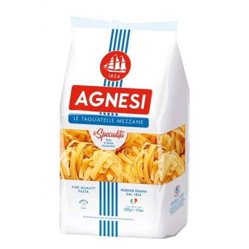 Макаронные изделия Agnesi Tagliatelle Mezzane, 500 г