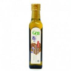 Масло льняное натуральное GEA 100% пищевое, 250 мл