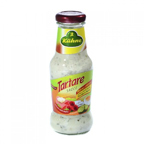 Соус Carl Kuhne TarTar, 250 ml.