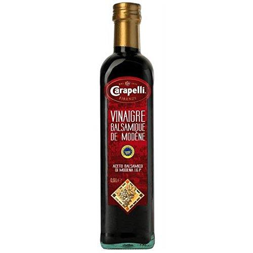 Уксус Carapelli Бальзамический, 500 ml.