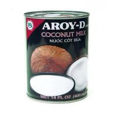 Кокосовое молоко Aroy-D 17-19%, 400 мл