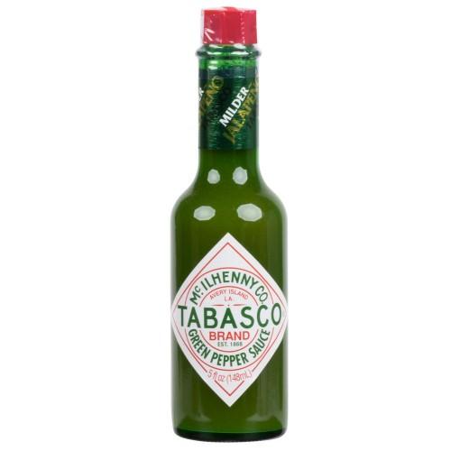 Соус Tabasco green, 60 ml