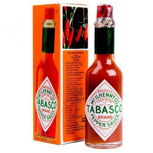 Соус Tabasco red, 60 ml