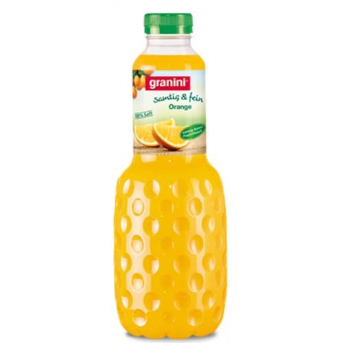 Сок Granini Апельсиновый, пластик 1 л