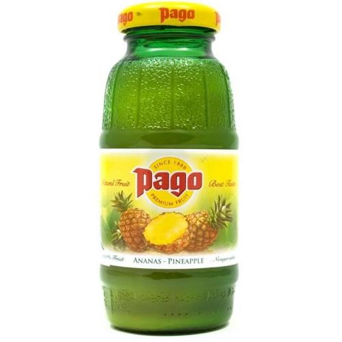 Нектар Pago Ананас-лимон, 0,2 л