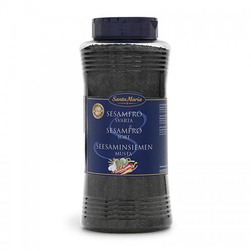 Семена кунжута черные Santa Maria, 550 гр
