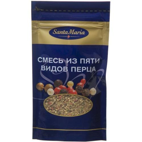 Смесь из пяти видов перца Santa Maria, 16 гр
