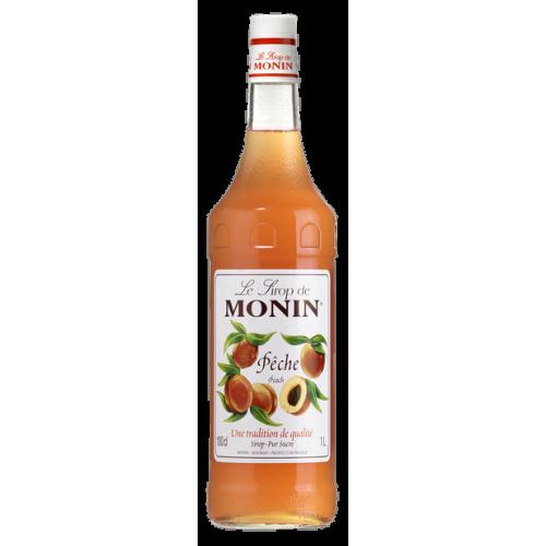 Monin Персик, 1000 ml.