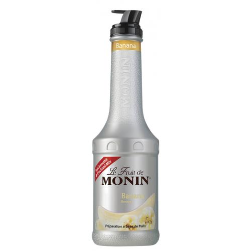 Monin Пюре Банан, 1000 ml