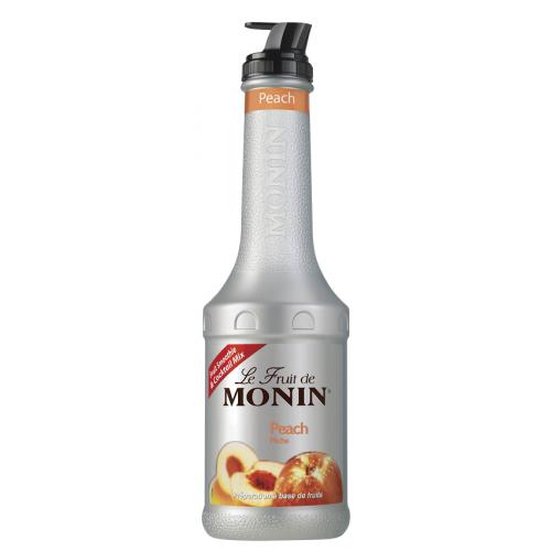 Monin Пюре Персик, 1000 ml
