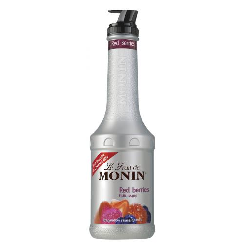 Monin Пюре Красные ягоды, 1000 ml