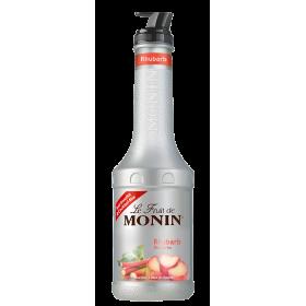 Monin Пюре Ревень, 1.0 litre