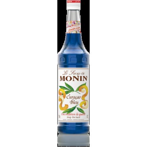 Monin Блю Кюрасао, 700 ml.