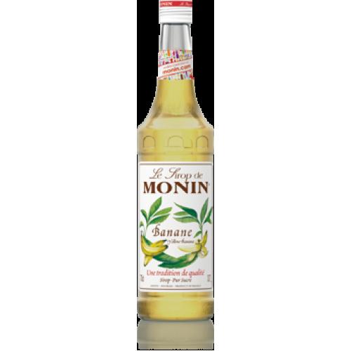 Monin Банан жёлтый, 700 ml.