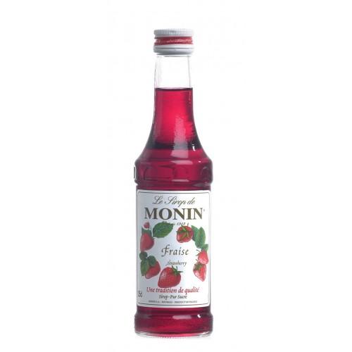 Monin Клубника, 250 ml.
