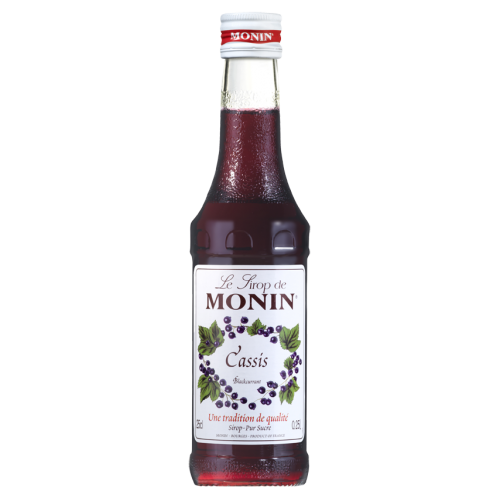 Monin Чёрная смородина, 250 ml.