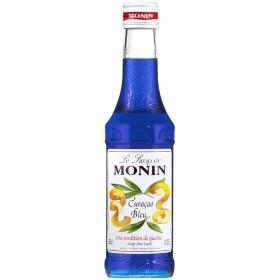 Monin Блю Кюрасао, 250 ml.