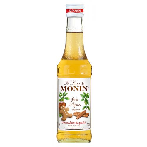 Monin Имбирный пряник, 250 ml.