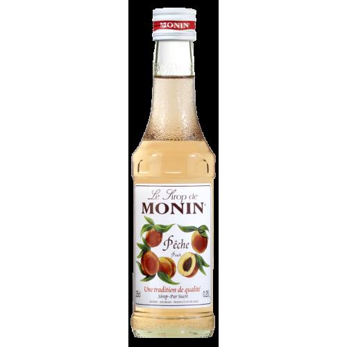 Monin Персик, 250 ml.