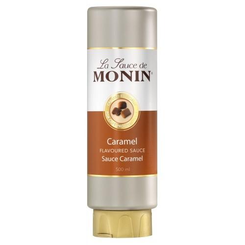 Monin Топпинг Карамель, 500 ml.