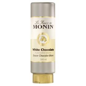 Monin Топпинг Белый шоколад, 500 ml.