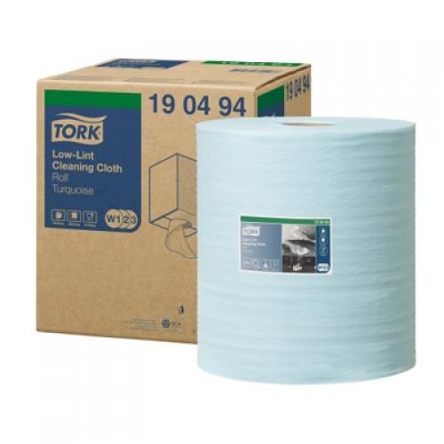 Нетканый материал Tork безворсовый W1,W2,W3 в рулонах, 180 м