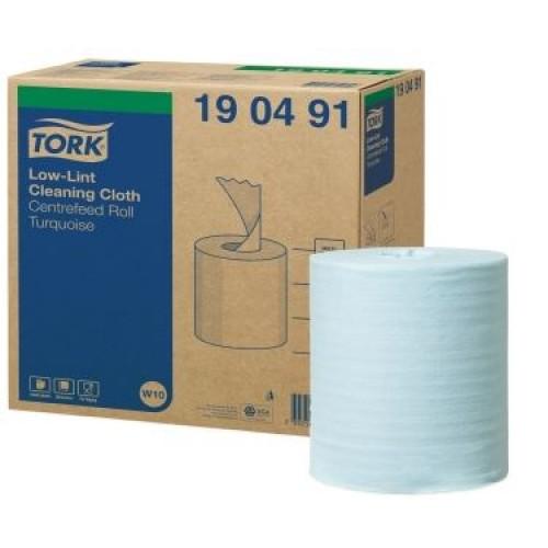Нетканый материал Tork безворсовый W10 в рулонах, 60 м